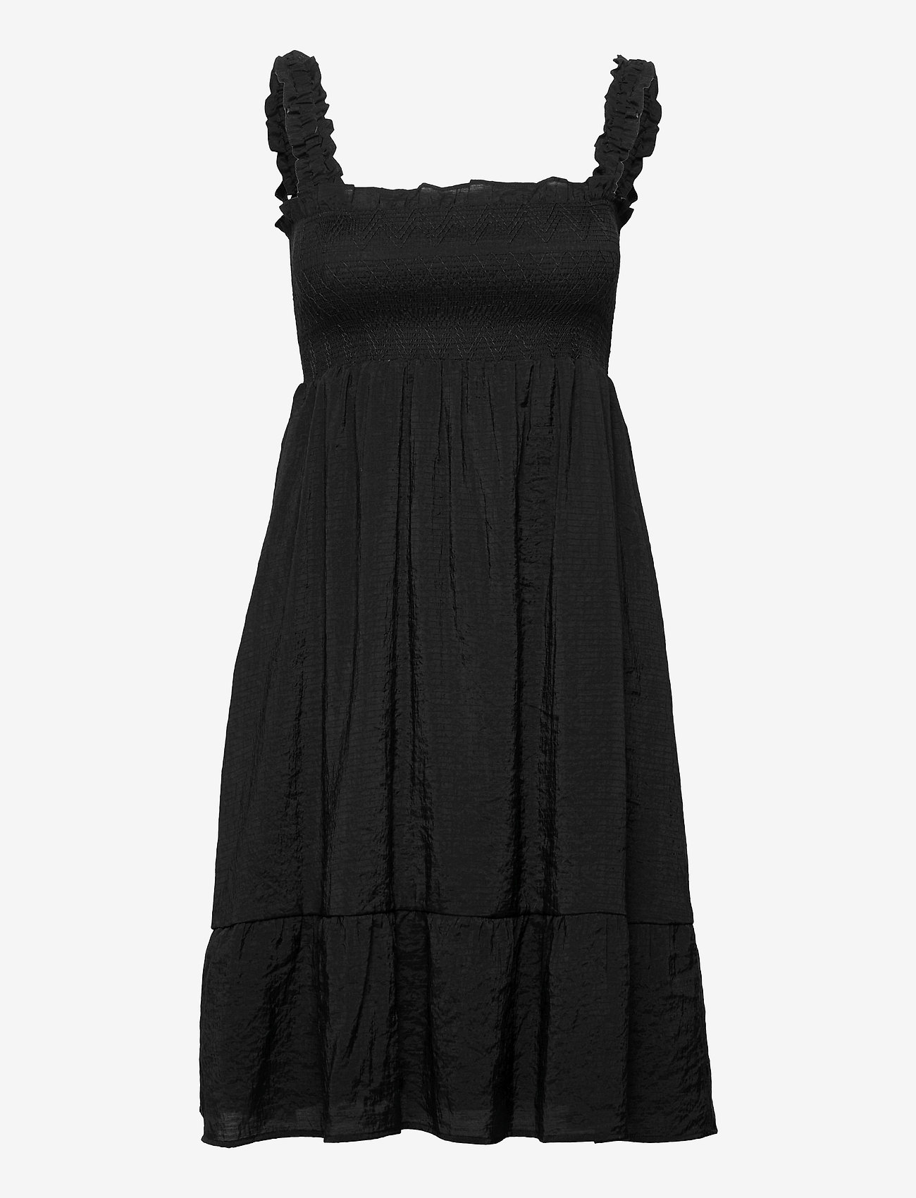 Gestuz - IonaGZ dress - hverdagskjoler - black - 1