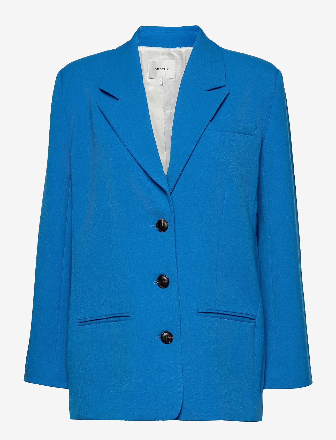 Gestuz - LindaGZ blazer - casual blazere - french blue - 0