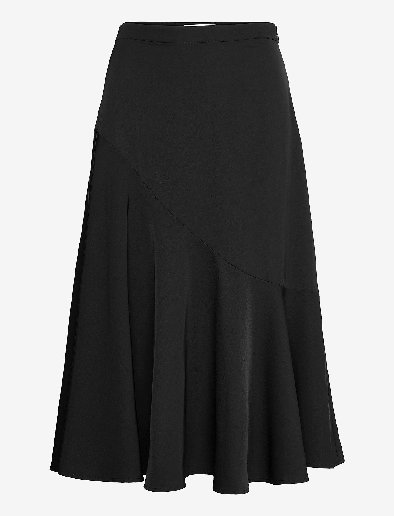 Gestuz - SinnaGZ HW skirt - midi nederdele - black - 0