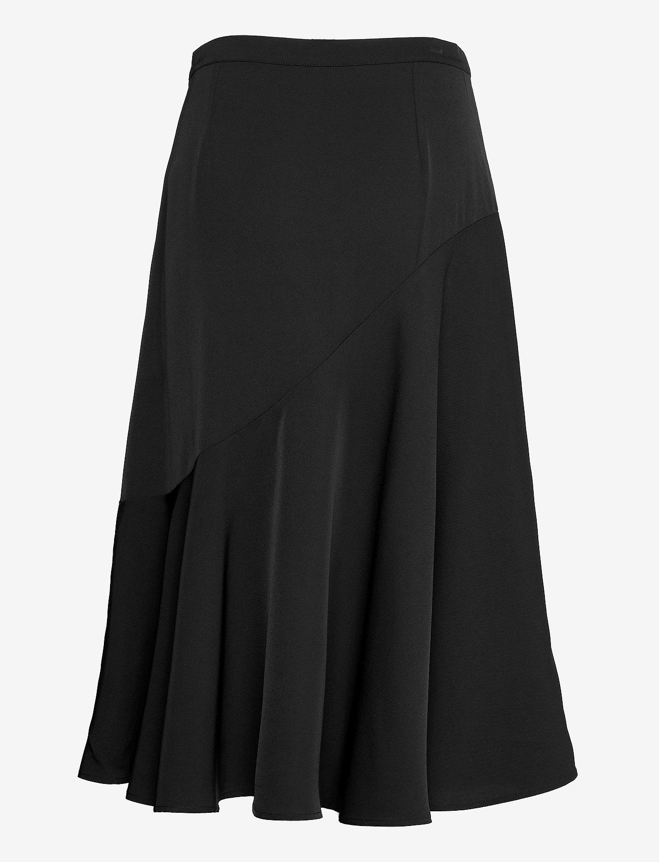 Gestuz - SinnaGZ HW skirt - midi nederdele - black - 1