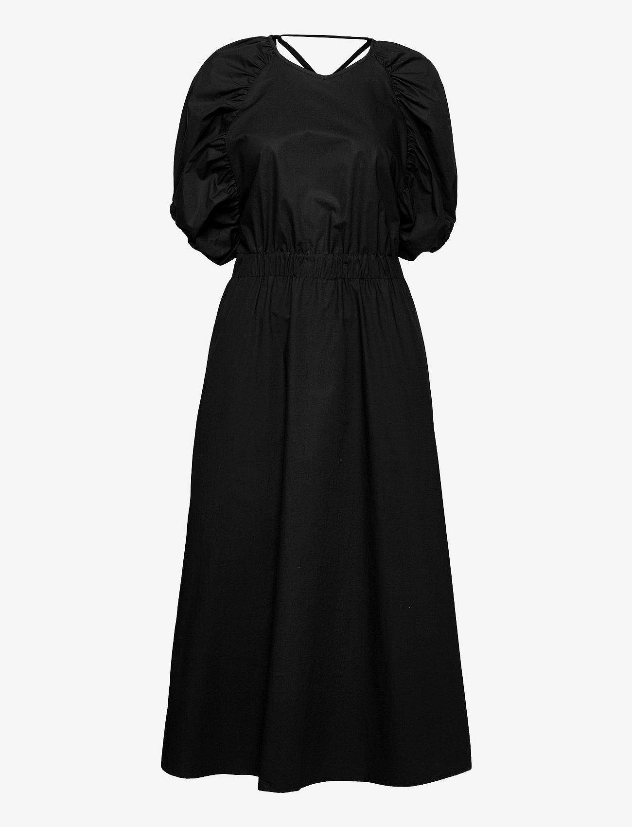 Gestuz - SvalaGZ dress - sommerkjoler - black - 1