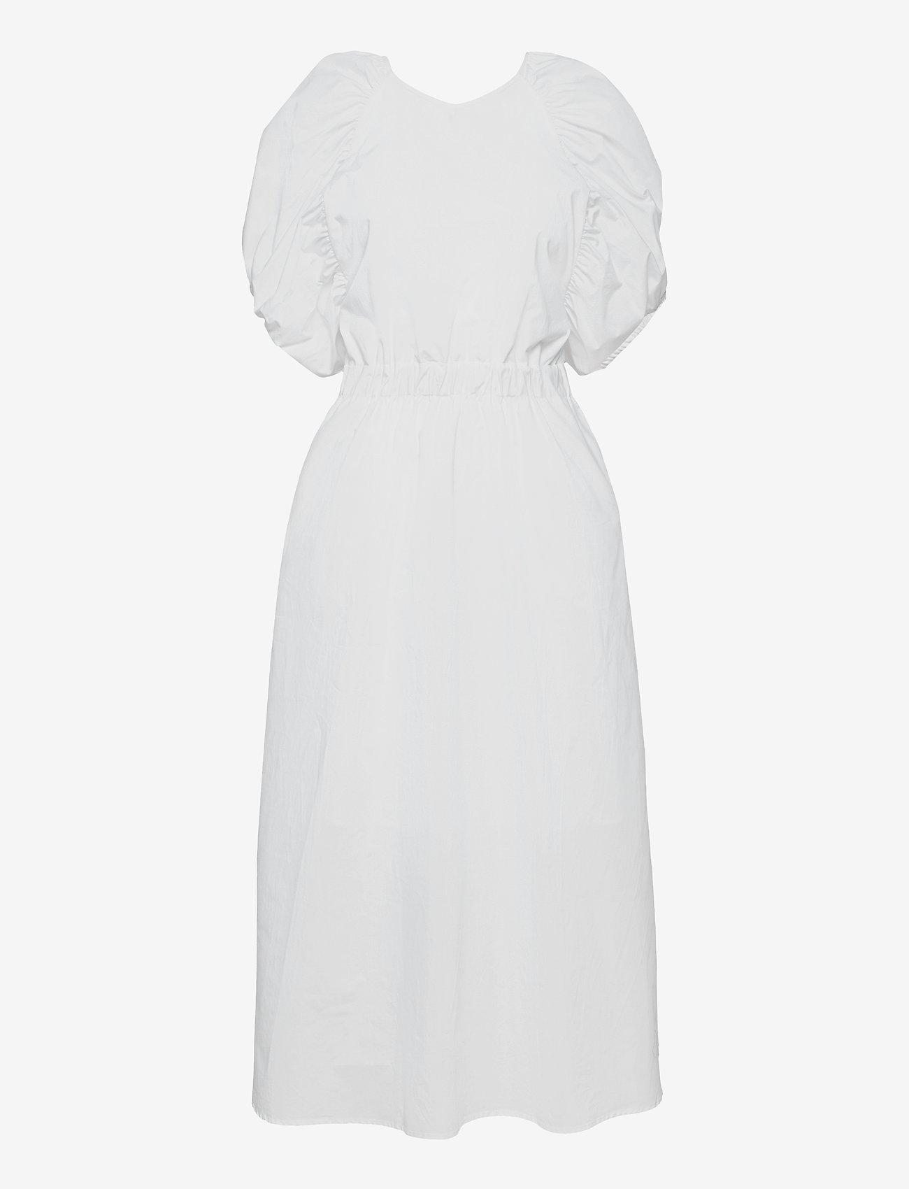 Gestuz - SvalaGZ dress - maxikjoler - bright white - 1