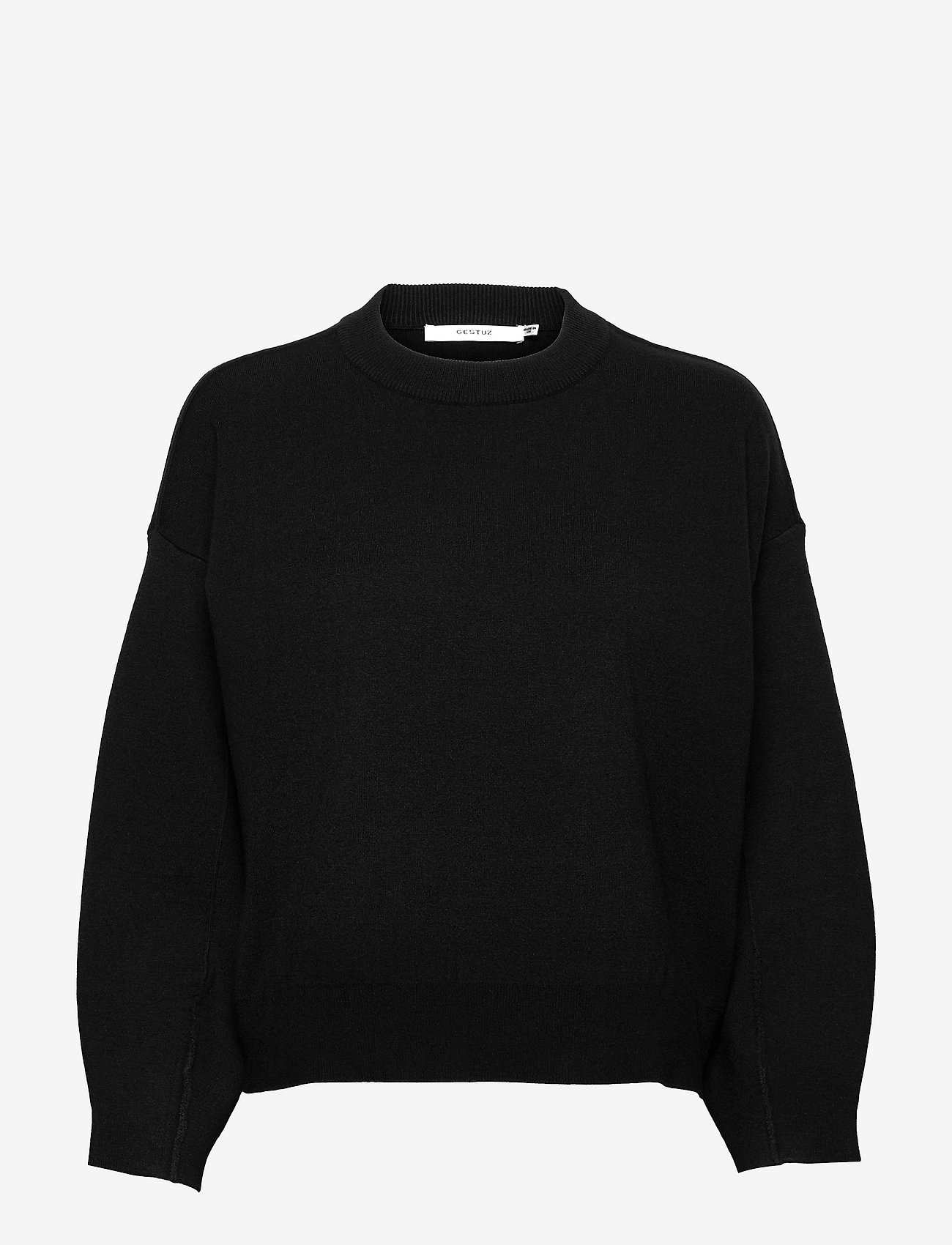 Gestuz - TalliGZ pullover NOOS - trøjer - black - 0