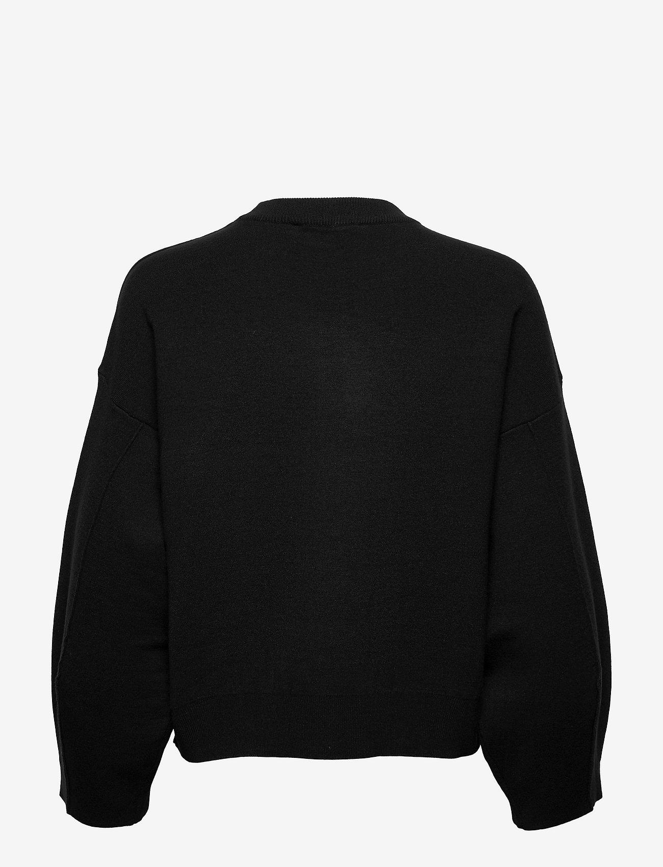 Gestuz - TalliGZ pullover NOOS - trøjer - black - 1