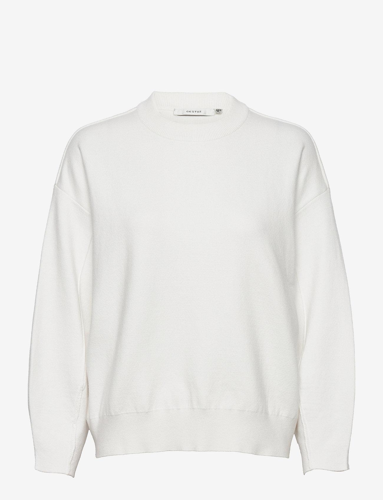 Gestuz - TalliGZ pullover NOOS - trøjer - egret - 0