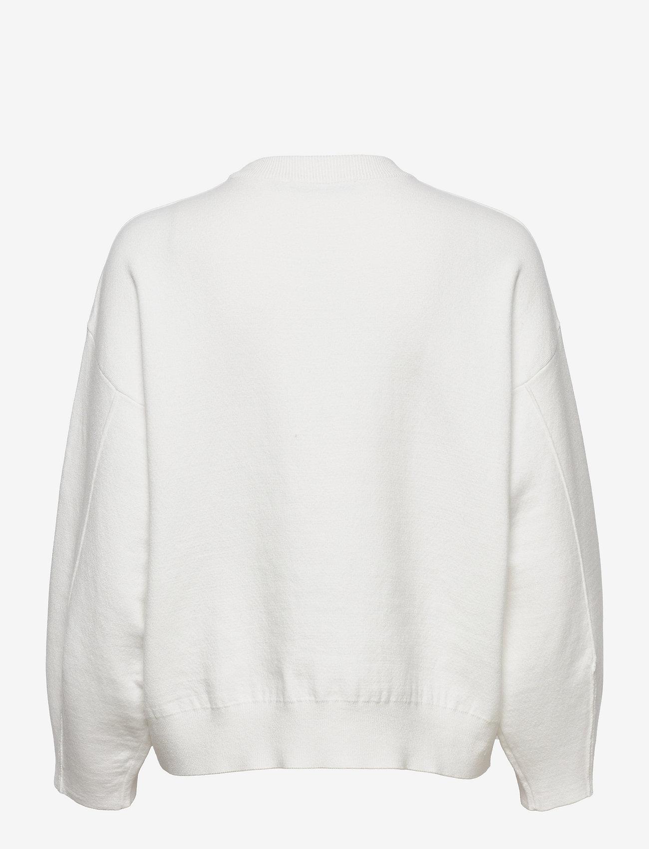 Gestuz - TalliGZ pullover NOOS - trøjer - egret - 1
