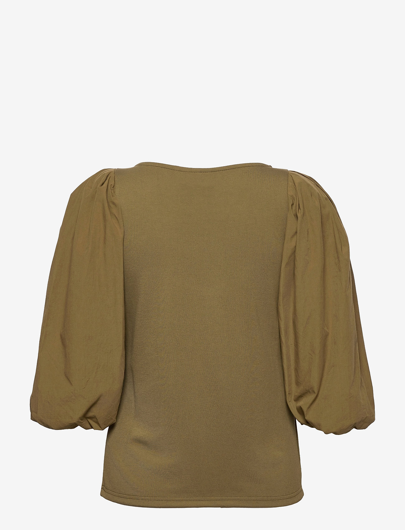Gestuz - NemaGZ blouse - langærmede bluser - capers - 1