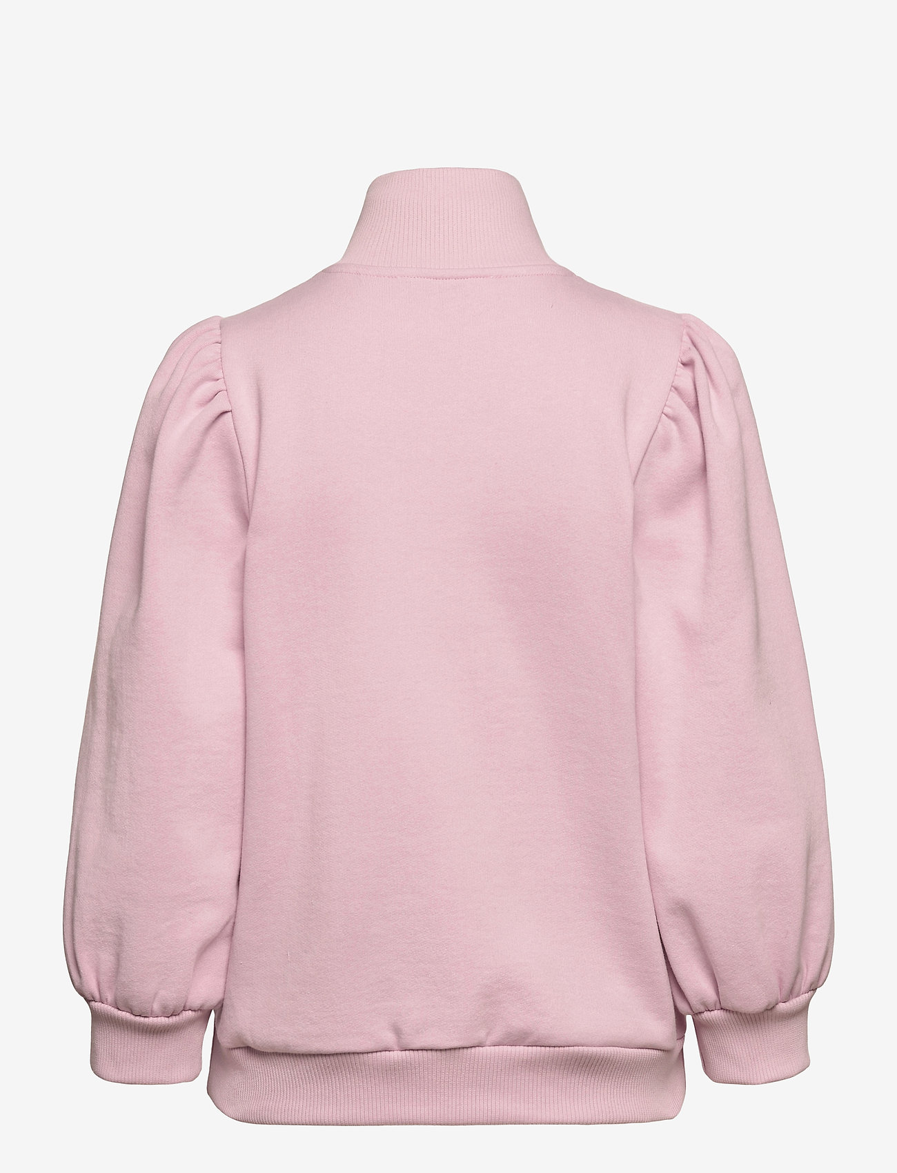 Gestuz - NankitaGZ ss zipper sweatshirt - sweatshirts & hoodies - fragrant lilac - 2
