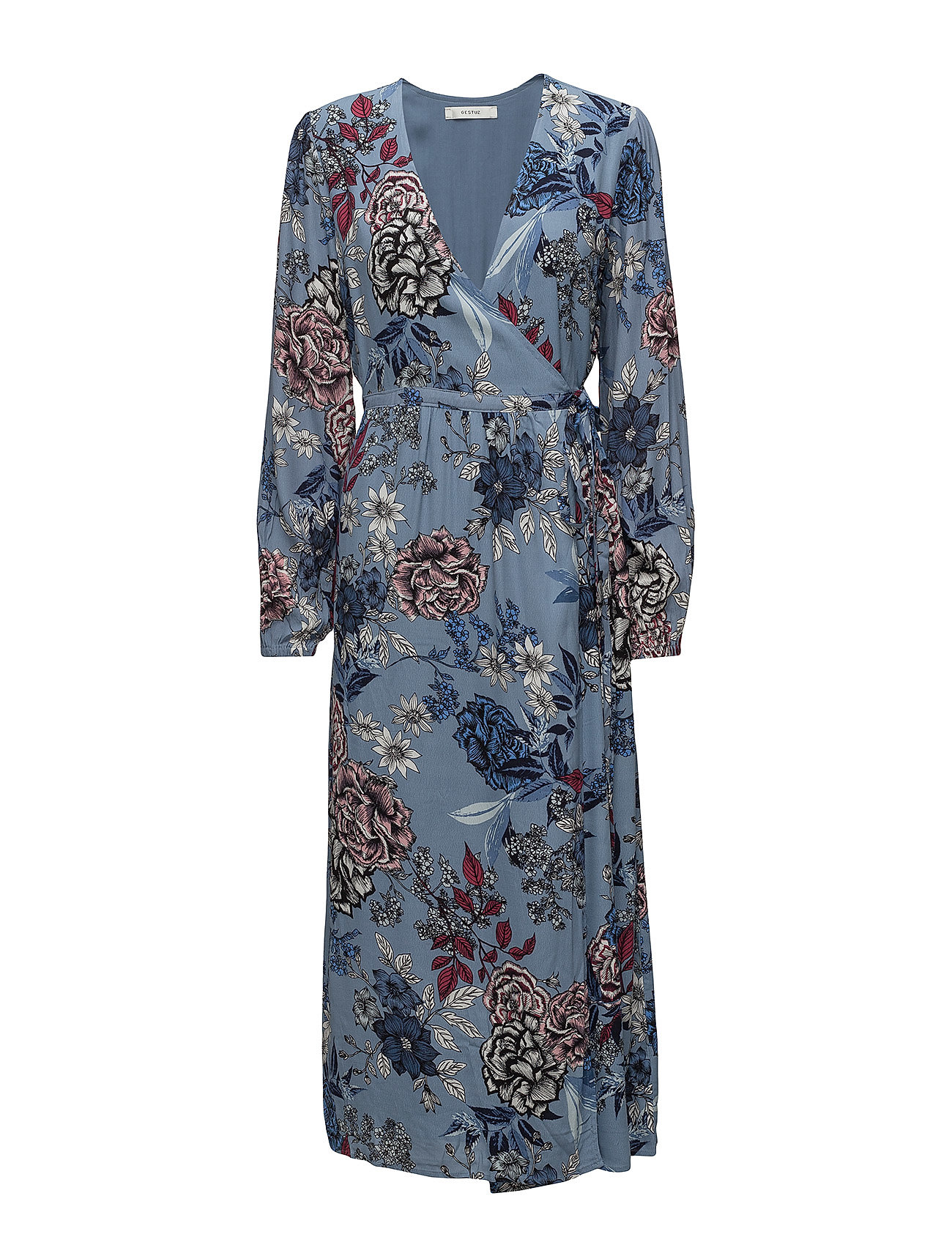 30d9272e7327 Begonia Wrap Dress Ms18 - Udsalg og tilbud - Køb online