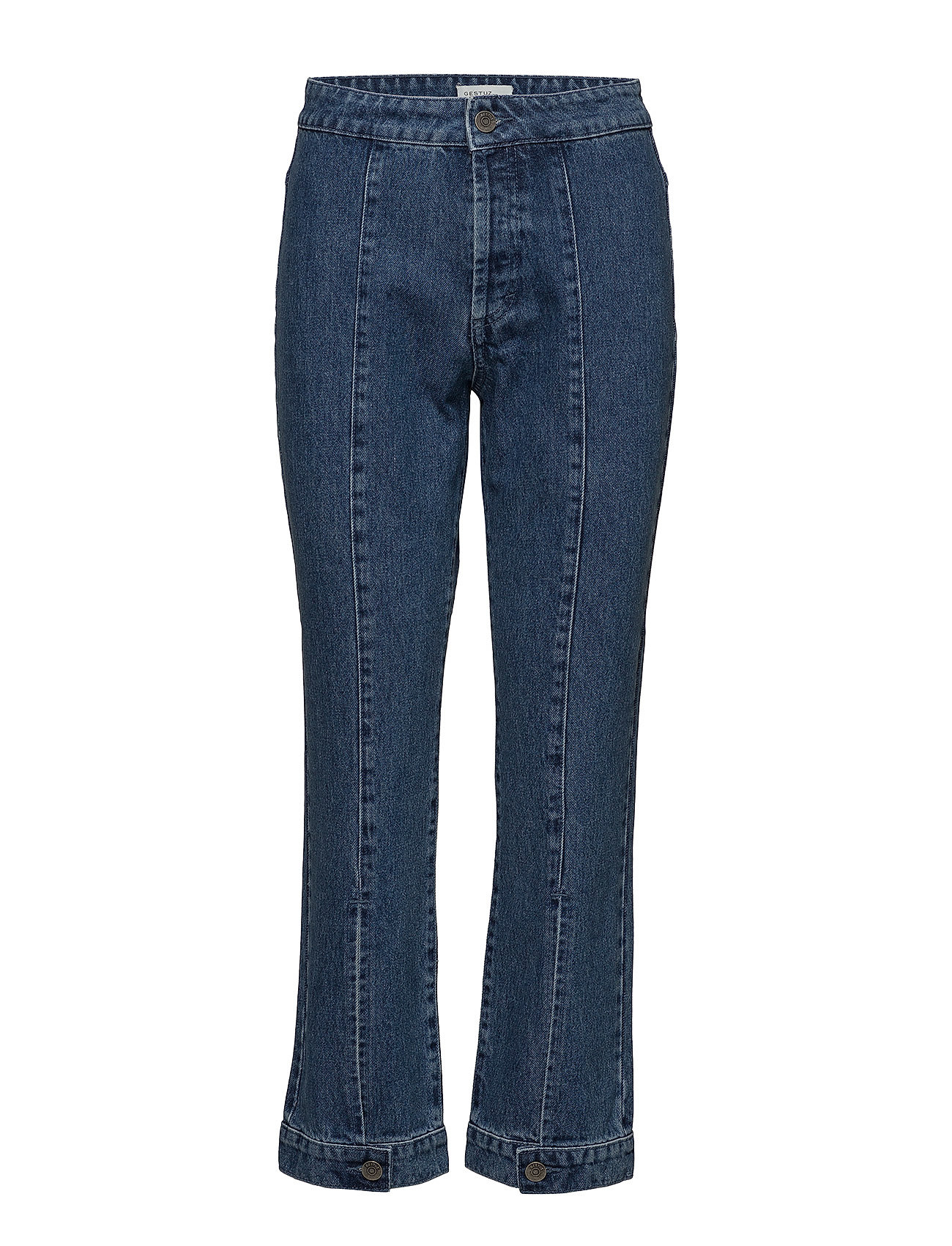Gestuz Rubyn jeans MS18 - CAROLINA BLUE