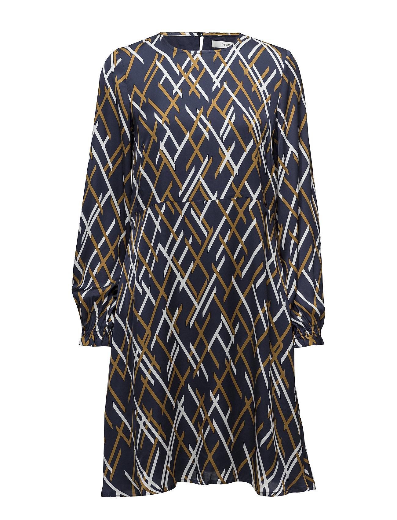 Gestuz Vinta dress MA18 - VINTA BLUE