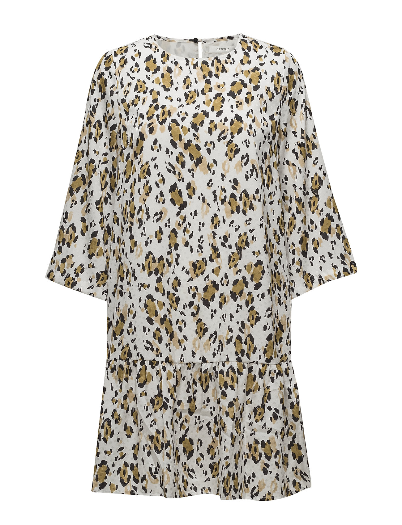 Ls Ls Leopa LeopardGestuz Ma18golden Leopa Leopa Ls Dress LeopardGestuz Dress Ma18golden yO0w8vmNn