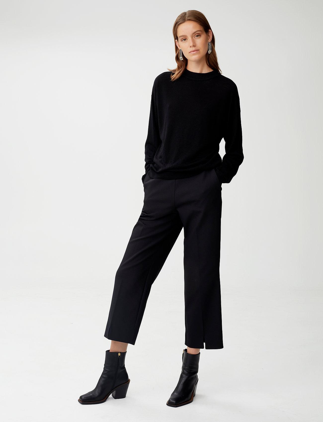 Gestuz - MerinaGZ pullover NOOS - trøjer - black - 0