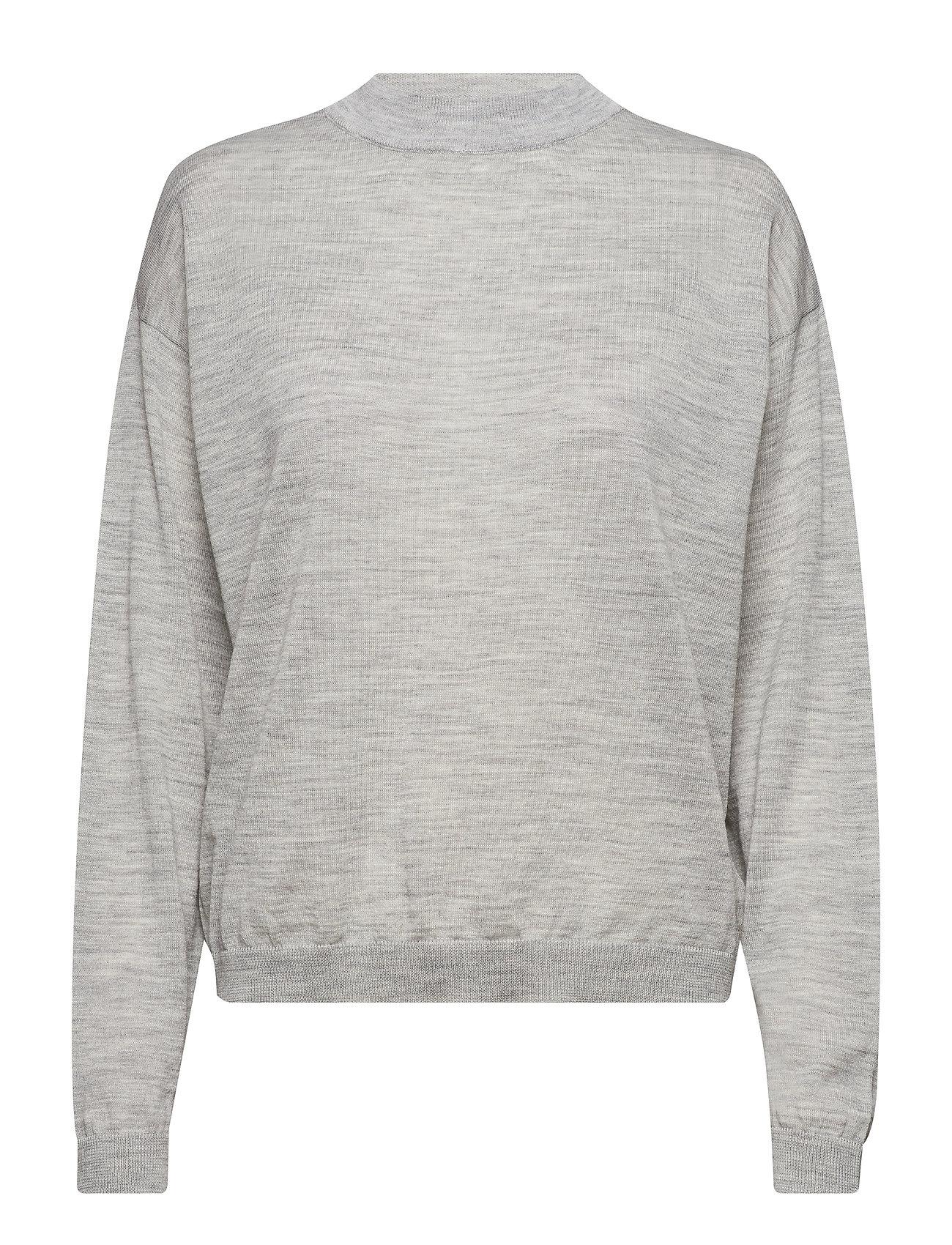 grey grey Merinagz Pulloverl Pulloverl grey MelangeGestuz Pulloverl Merinagz MelangeGestuz Merinagz nNm80wv