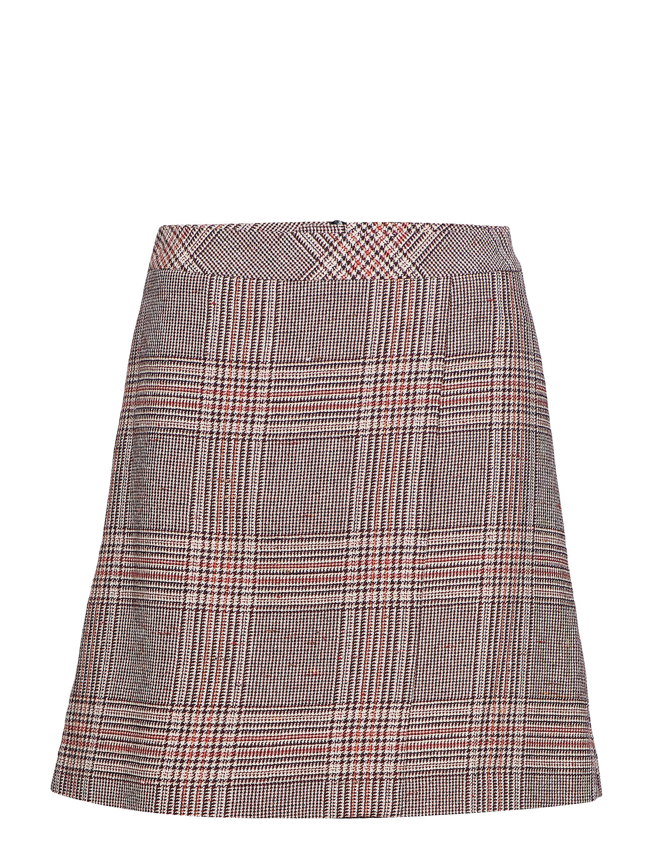 Gestuz Sari skirt SO19 - TAN CHECK