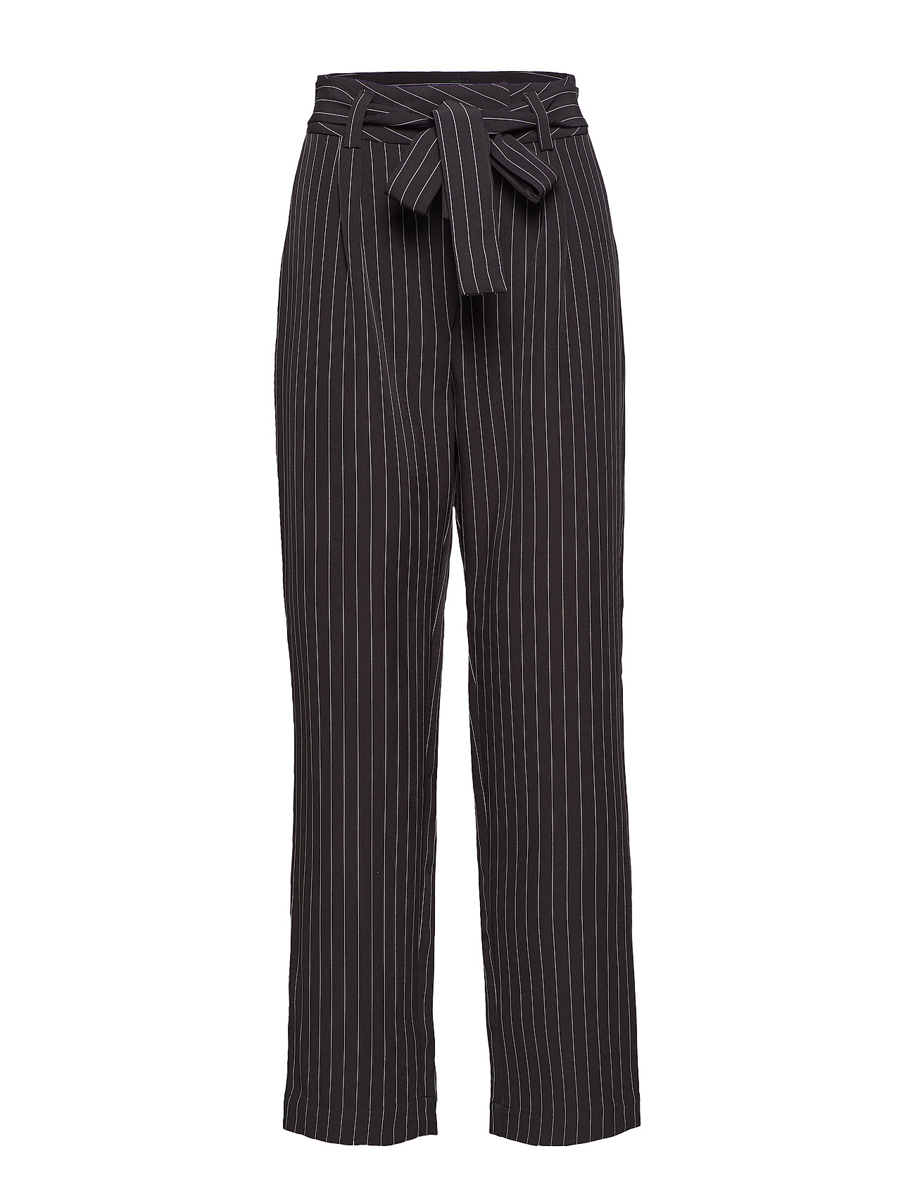 Gestuz Nala pants SO19 - BLACK PINSTRIPE