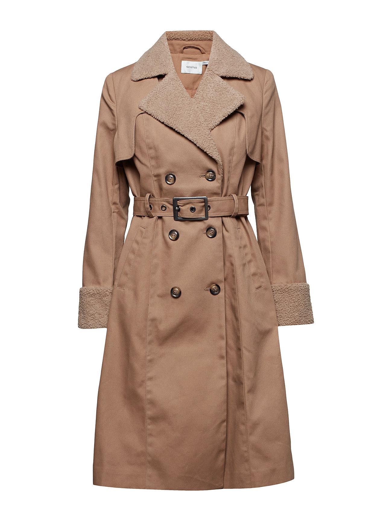 Gestuz Toria coat MS19 - BURRO