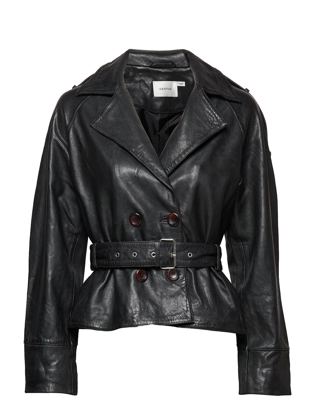 Gestuz Volitta jacket MS19 Ethical leather Ytterkläder