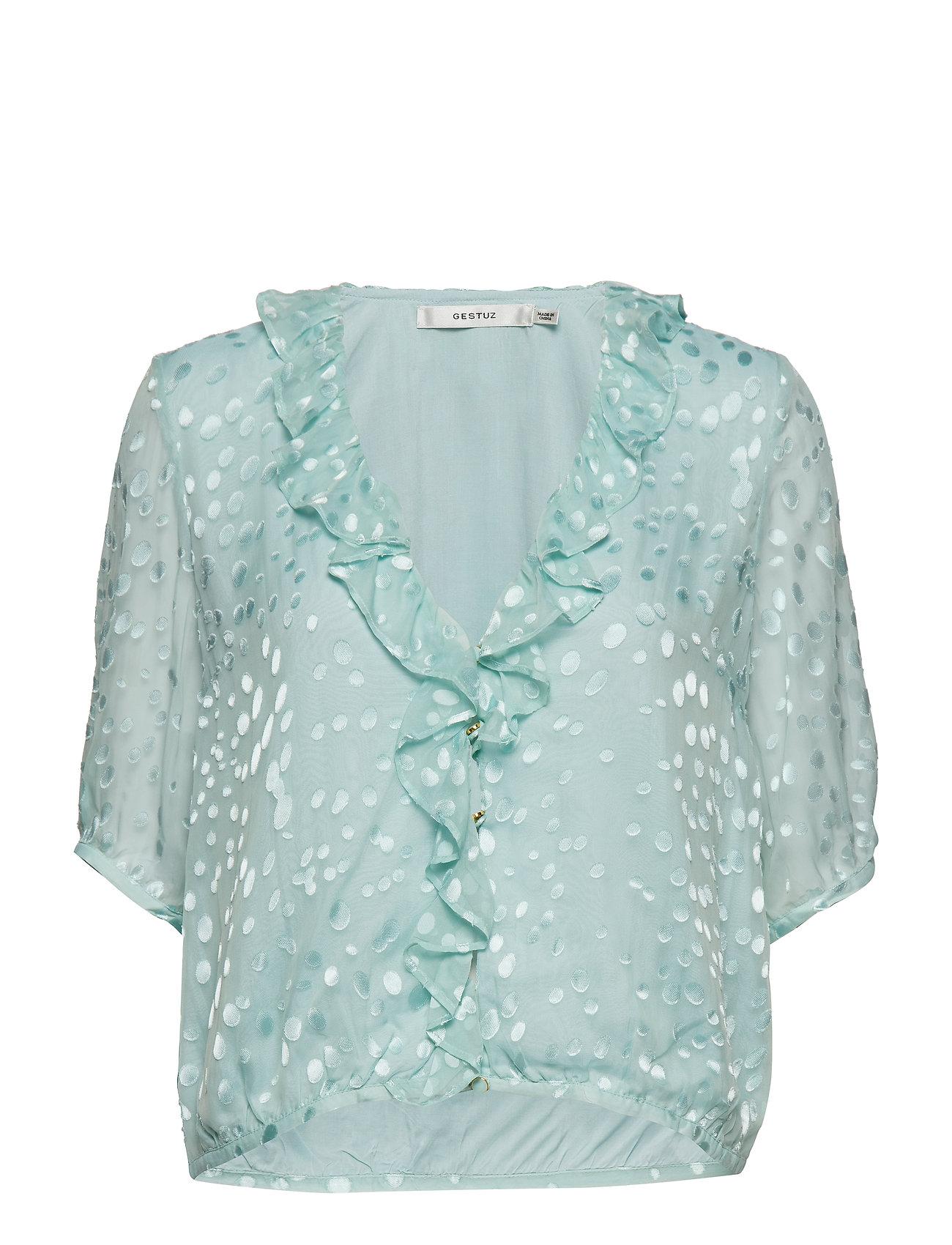 Gestuz Merika blouse MS19 Ögrönlar