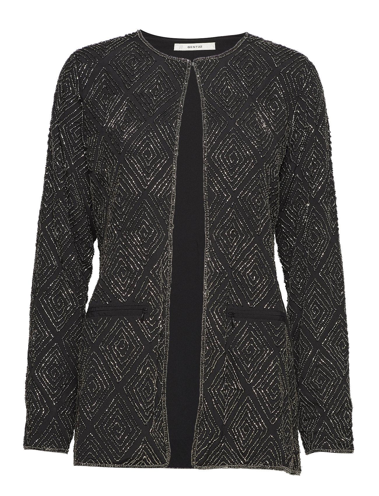 Gestuz Pearla jacket ZE4 18 - BLACK
