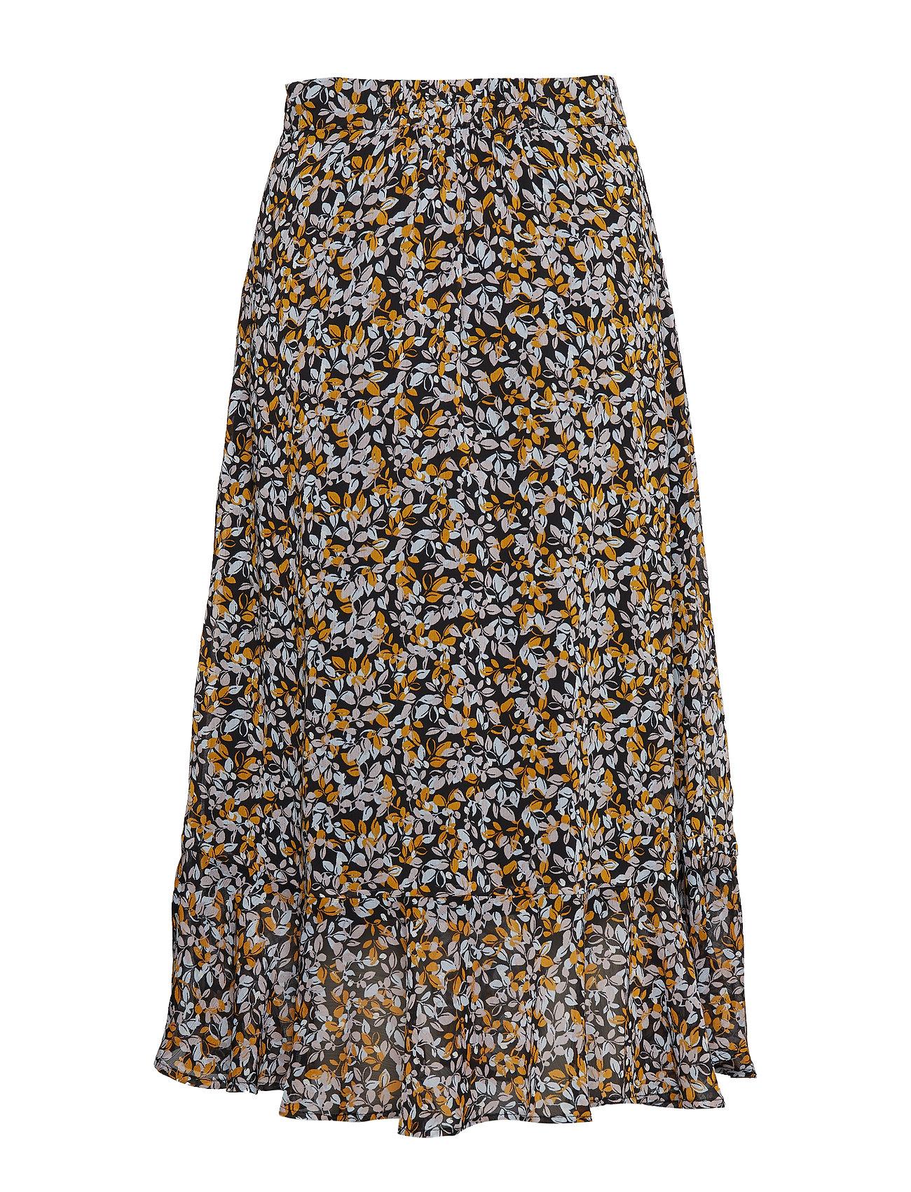 LeavesGestuz Georginagz Skirt Skirt LeavesGestuz Georginagz Hs19black Hs19black IybYf76mgv