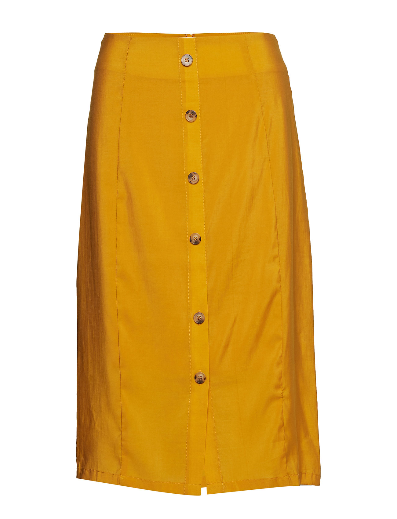 Gestuz ArienneGZ skirt HS19 - NARCISSUS YELLOW