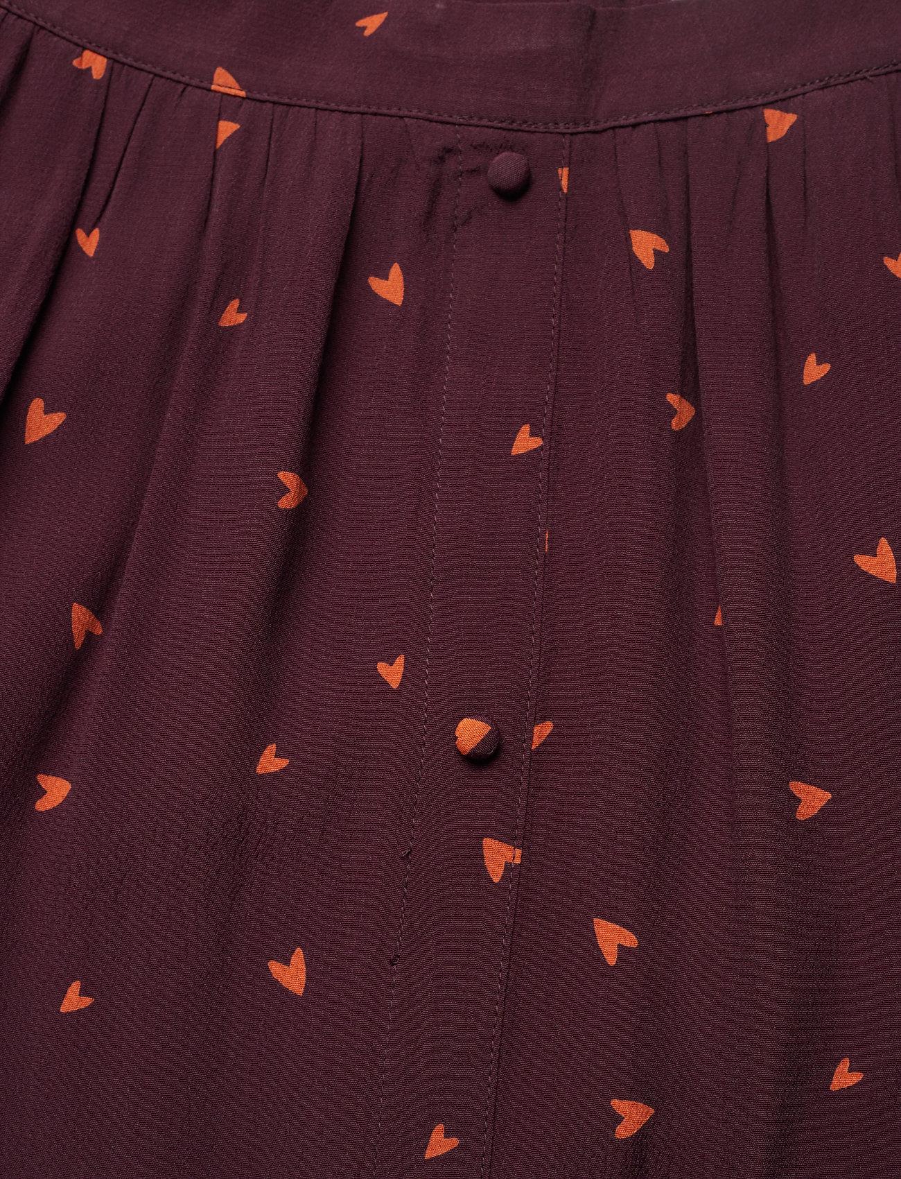 Gestuz Honeygz Skirt Ao19 - Kjolar Port Royale Heart Dot