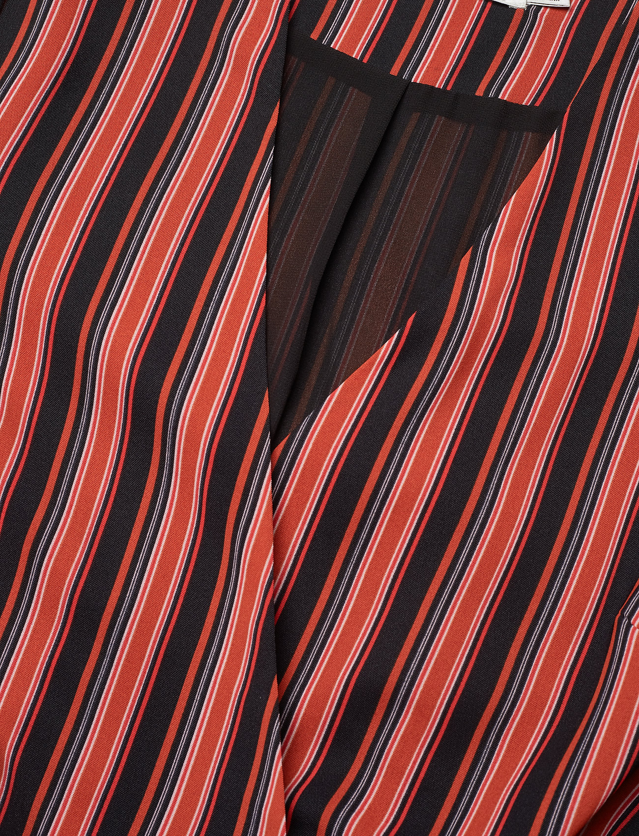 Tillygz Multi Tillygz StripeGestuz Ao19black Dress dtrBsxhQC