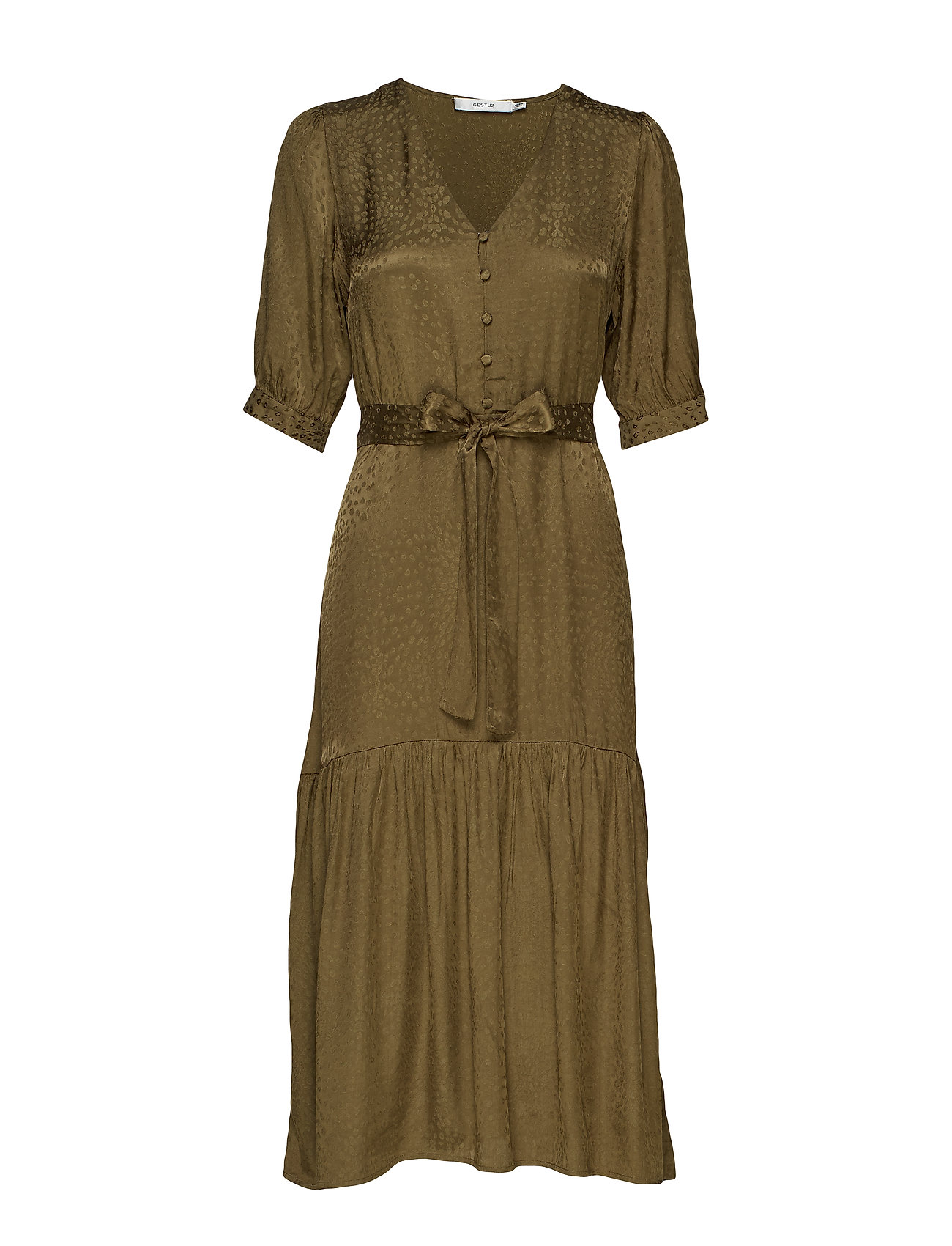 Long Long Dress Dress OliveGestuz Irinagz Ao19dark Irinagz Long Irinagz OliveGestuz Ao19dark TJclF13K