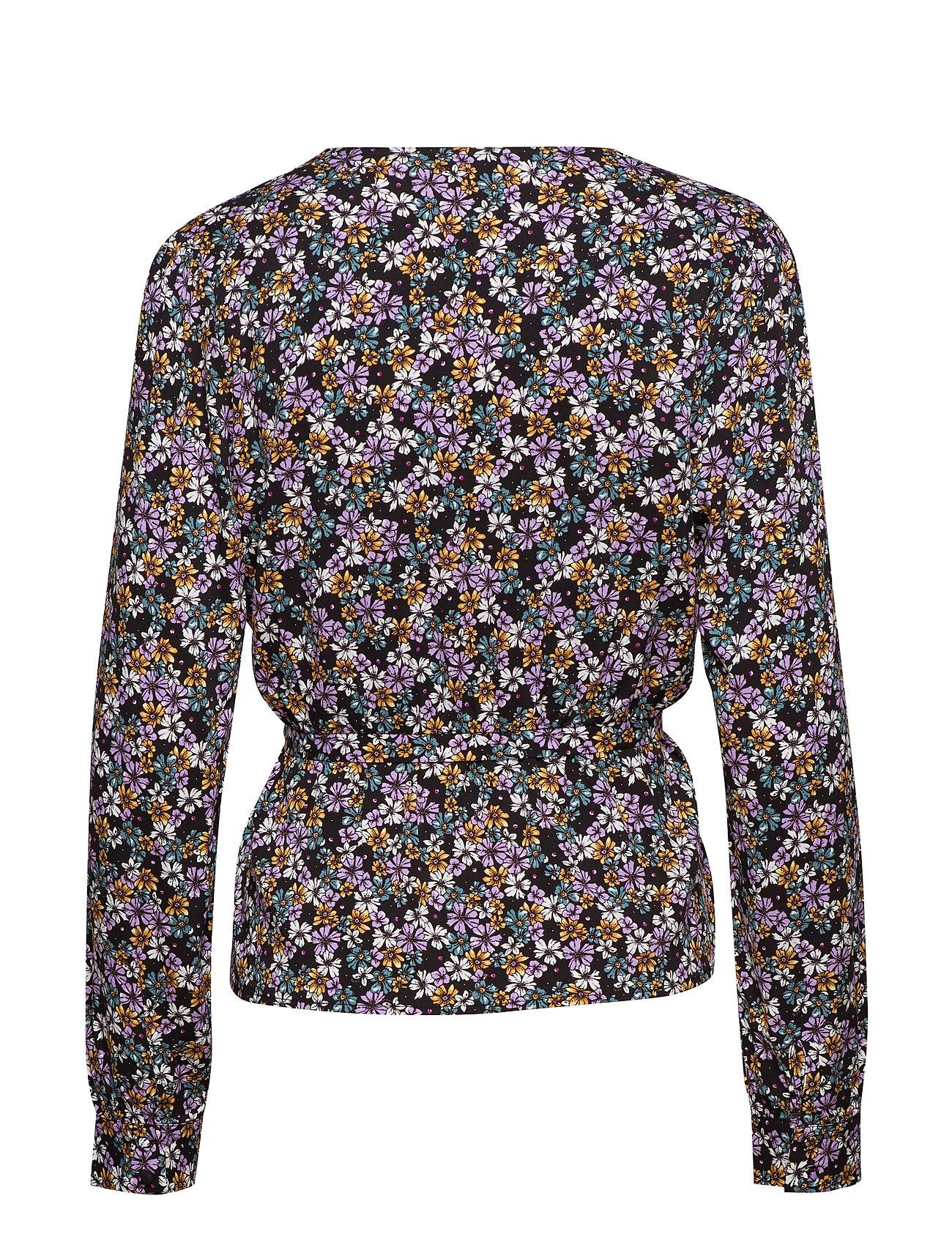 Fayagz Shirt Ze1 19purple FlowerGestuz black bfm7vIYg6y