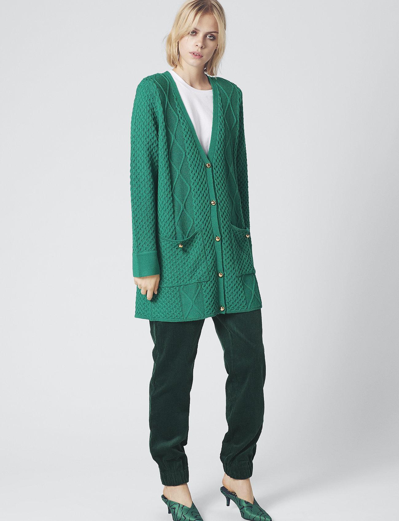 Gestuz - MichaGZ cardigan MA19 - cardigans - ultramarine green - 0