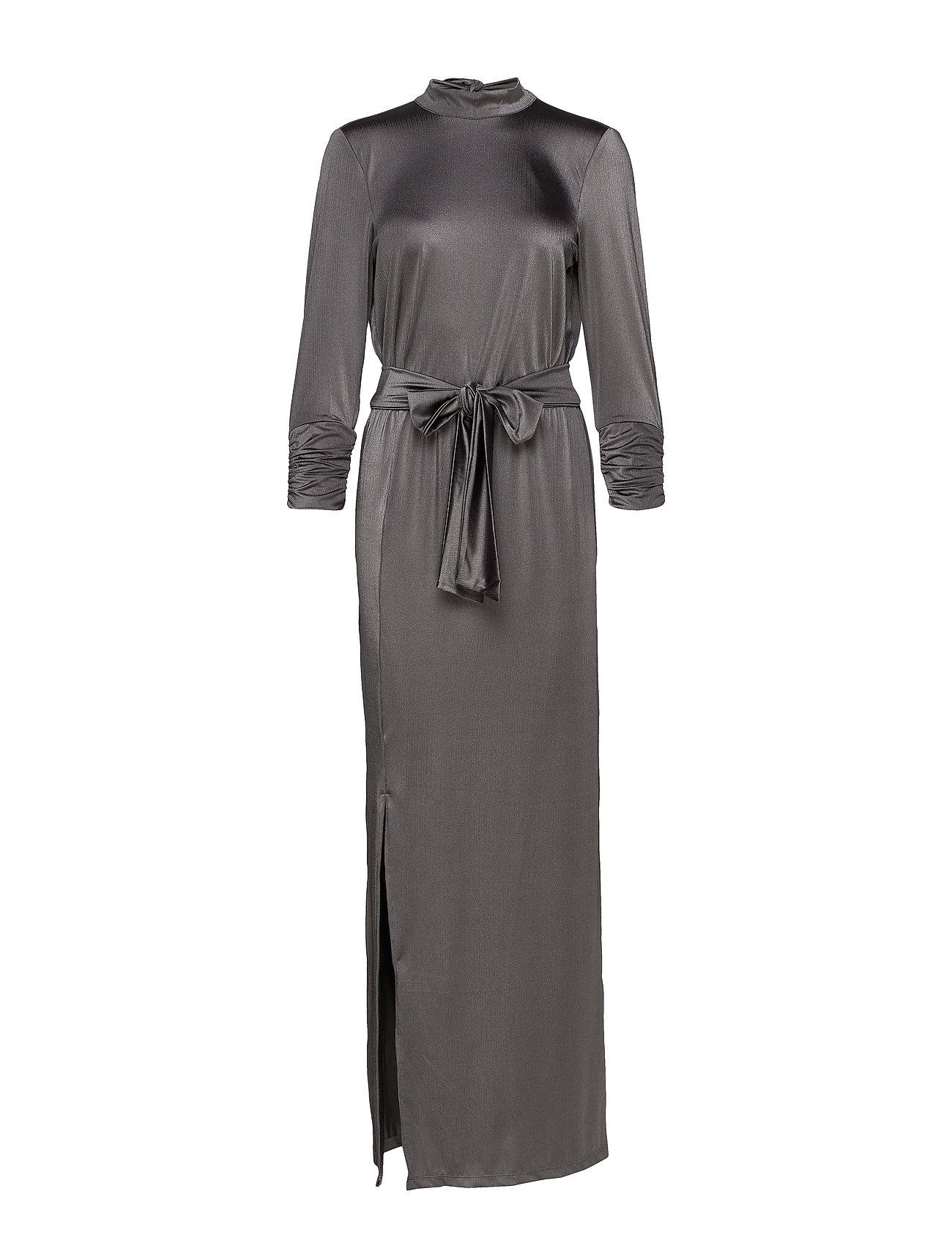 Gestuz RizaGZ dress YE19 - GRAY FLANNEL