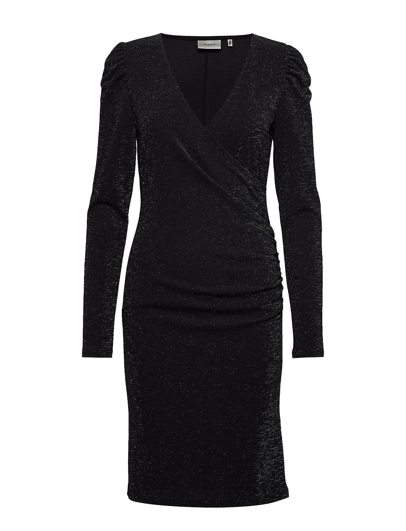 Gestuz SolinGZ dress YE19 - BLACK