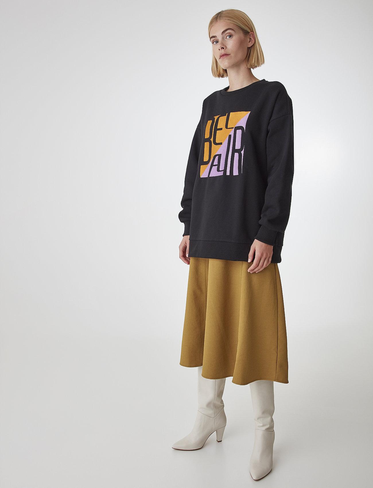 Gestuz LiyaGZ skirt SO20 - Spódnice BONE BROWN - Kobiety Odzież.