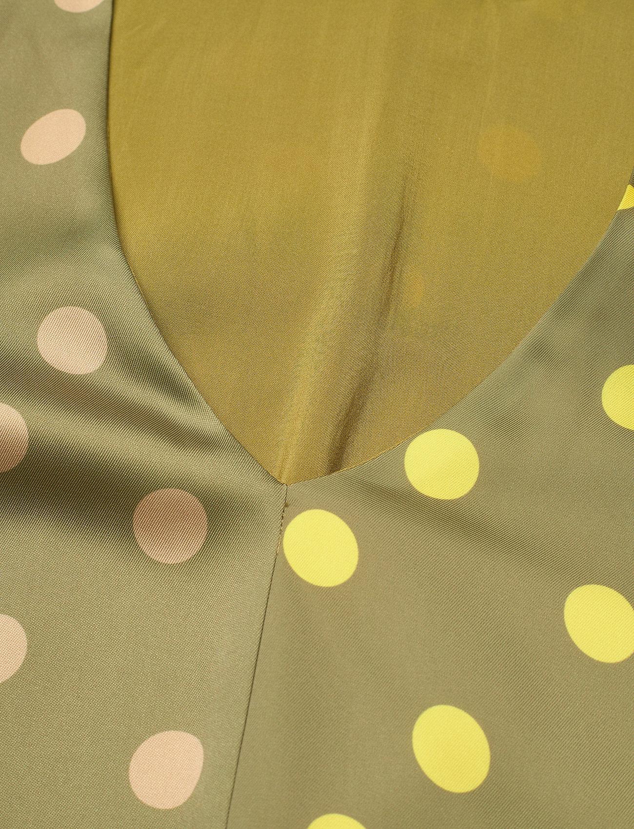 Gestuz Evelinagz Dress M20 - Klänningar Army Dot