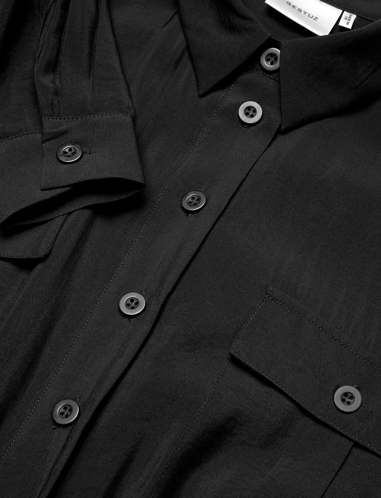 Gestuz ContineGZ jumpsuit HS20 - Kombinezony BLACK - Kobiety Odzież.