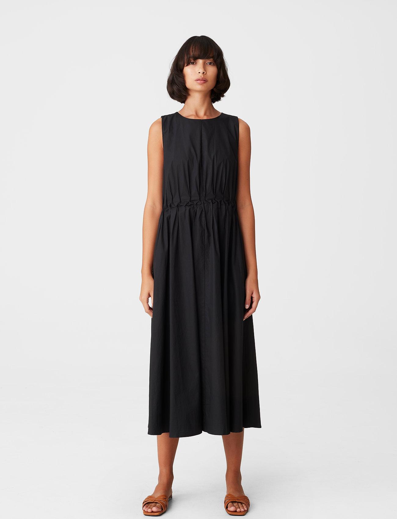 Gestuz - SoriGZ sl dress - hverdagskjoler - black - 0