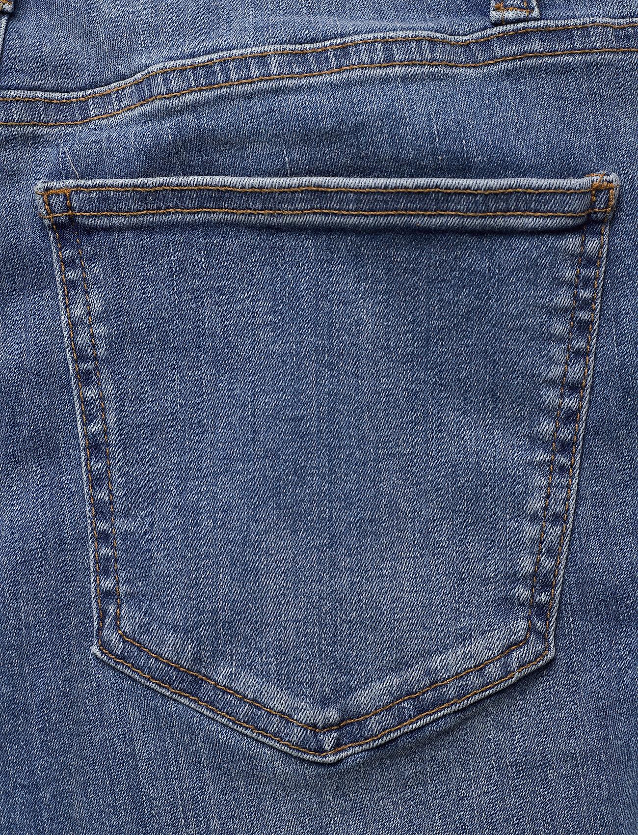 Gestuz - EmilyGZ HW skinny jeans NOOS - skinny jeans - l.a. blue - 5