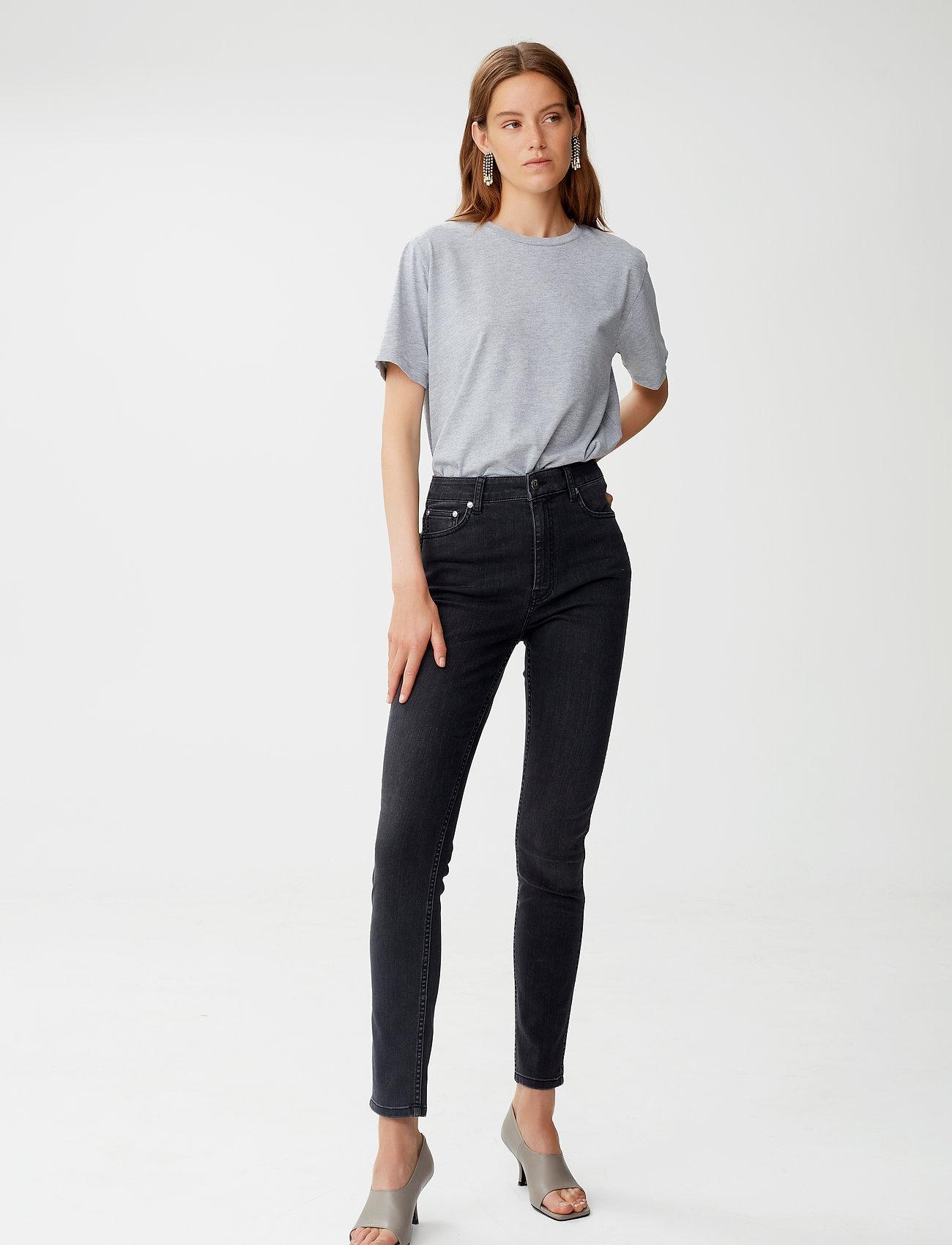 Gestuz - EmilyGZ HW skinny jeans NOOS - skinny jeans - washed grey - 0
