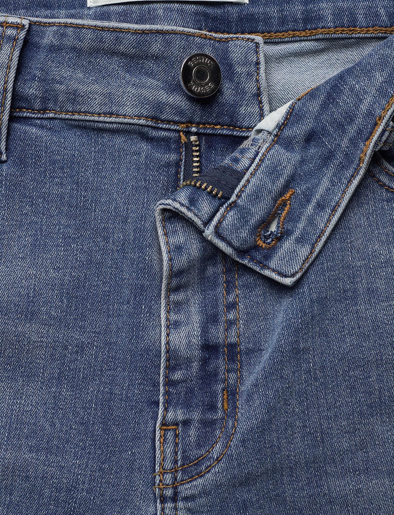 Gestuz - MaggieGZ MW skinny jeans NOOS - skinny jeans - l.a. blue - 3