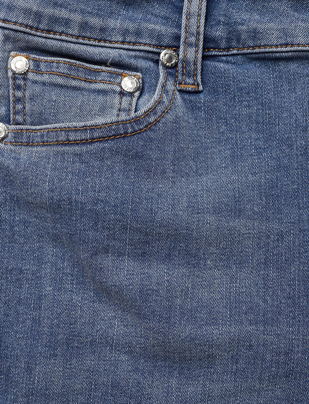 Gestuz - MaggieGZ MW skinny jeans NOOS - skinny jeans - l.a. blue - 4