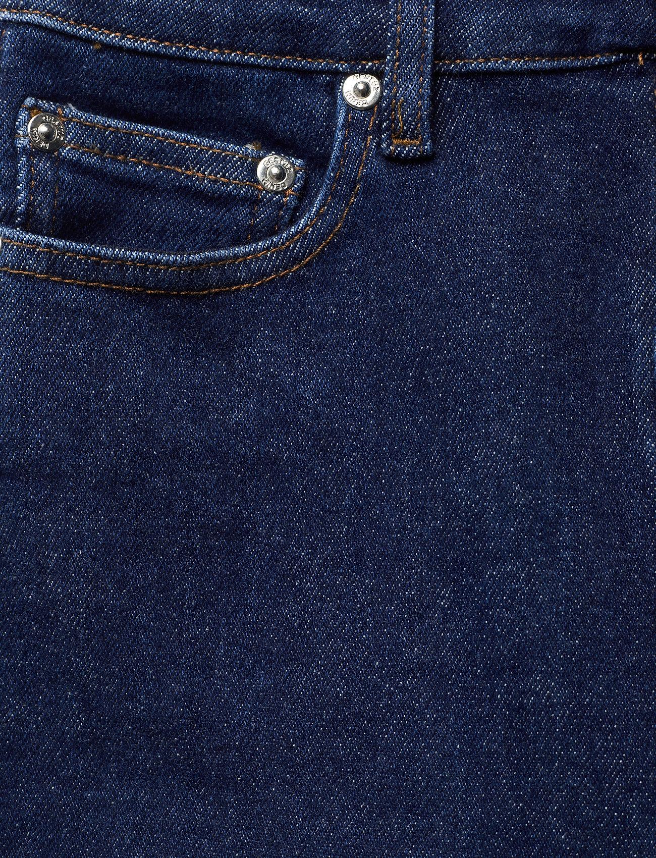 Gestuz - AstridGZ HW slim jeans NOOS - slim jeans - denim blue - 4