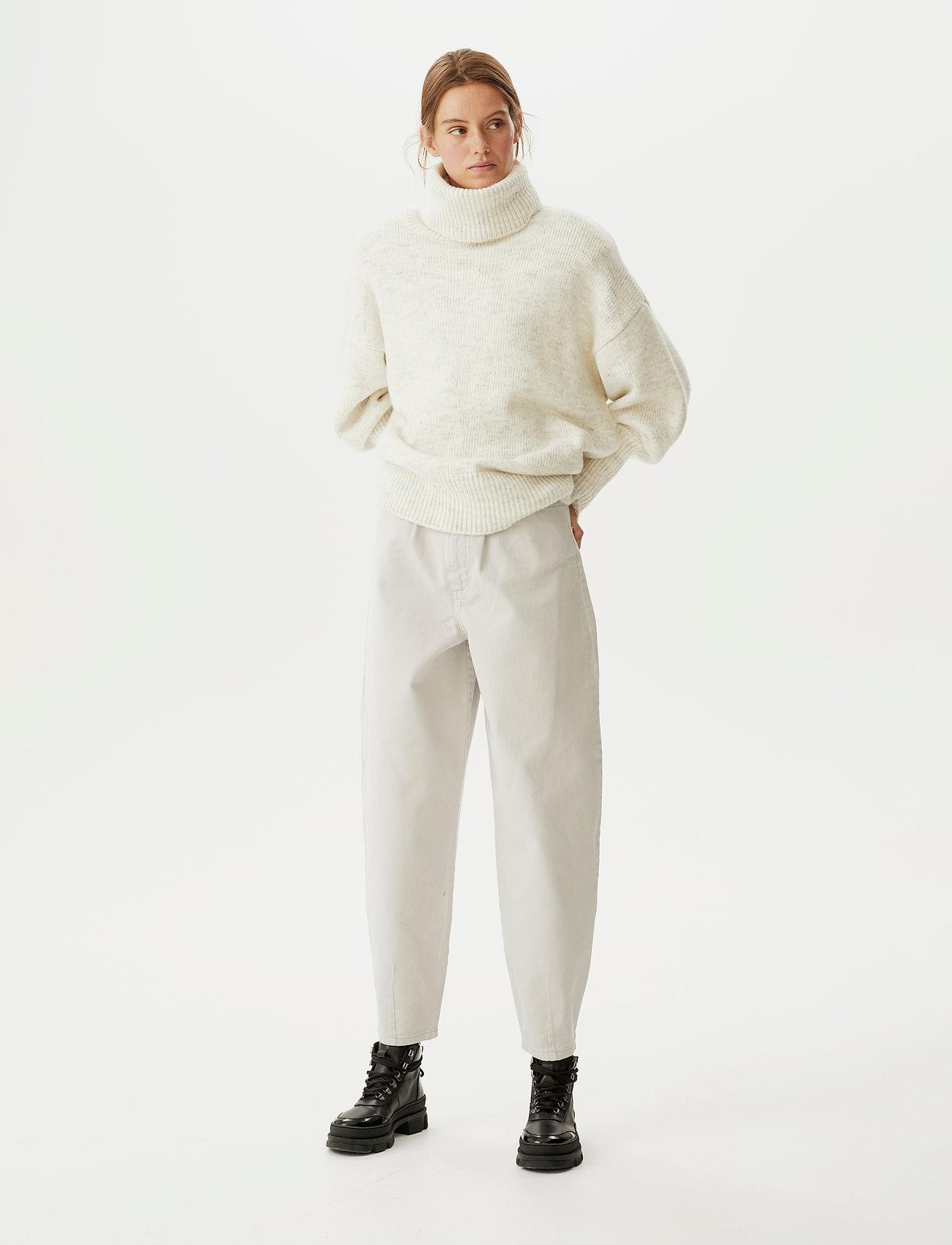 Gestuz - DeboraGZ HW jeans SO21 - mom jeans - antarctica - 0