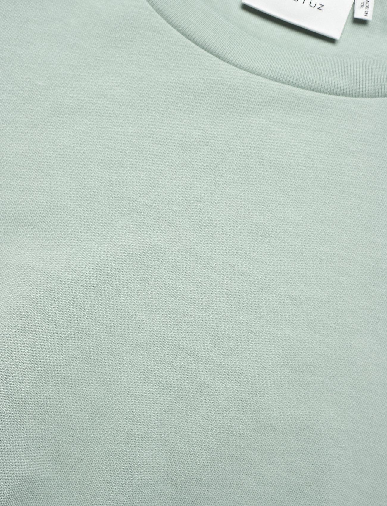 Gestuz - JoryGZ tee - t-shirts - slate gray - 6