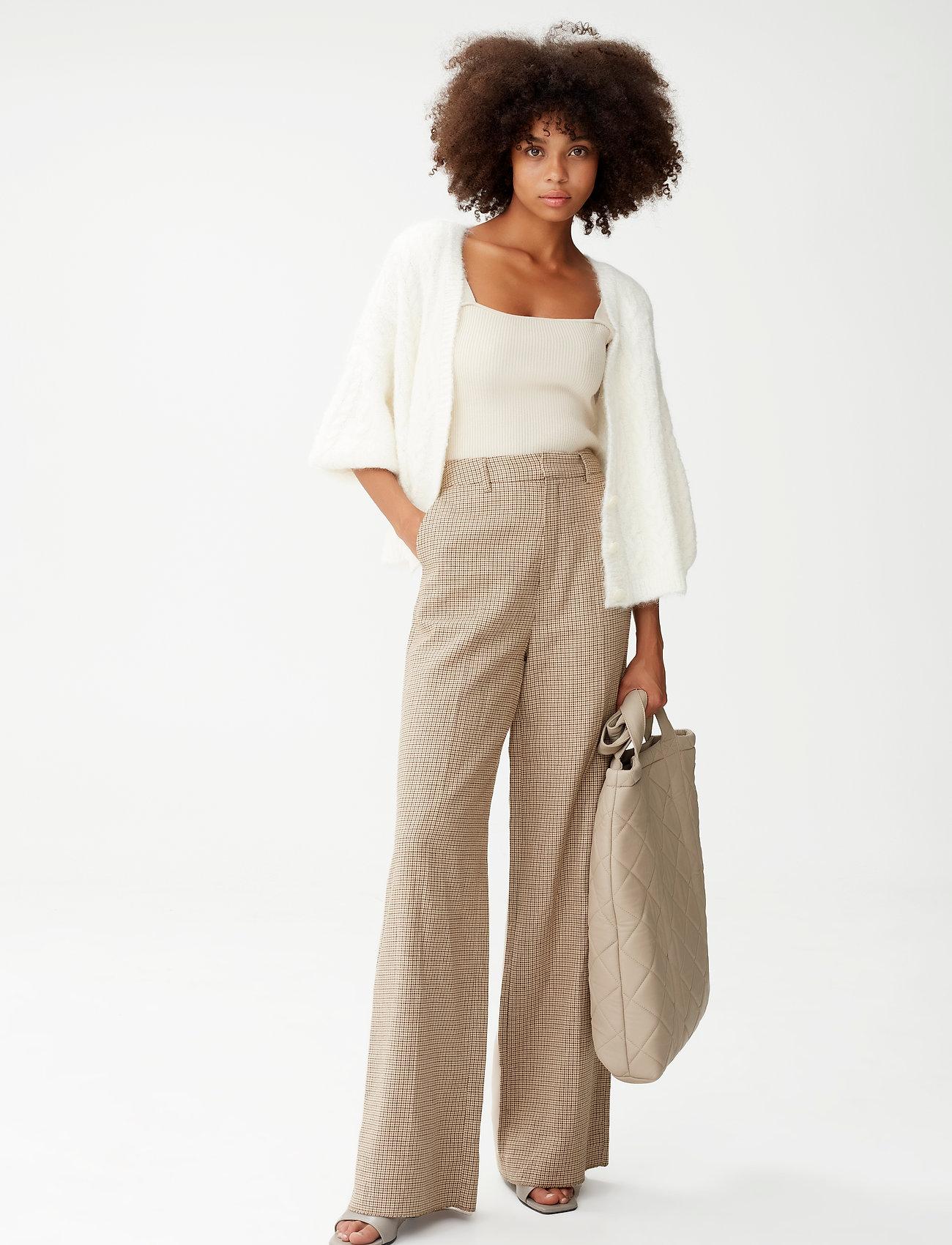 Gestuz - DoaGZ ss cardigan MS21 - cardigans - off white - 0