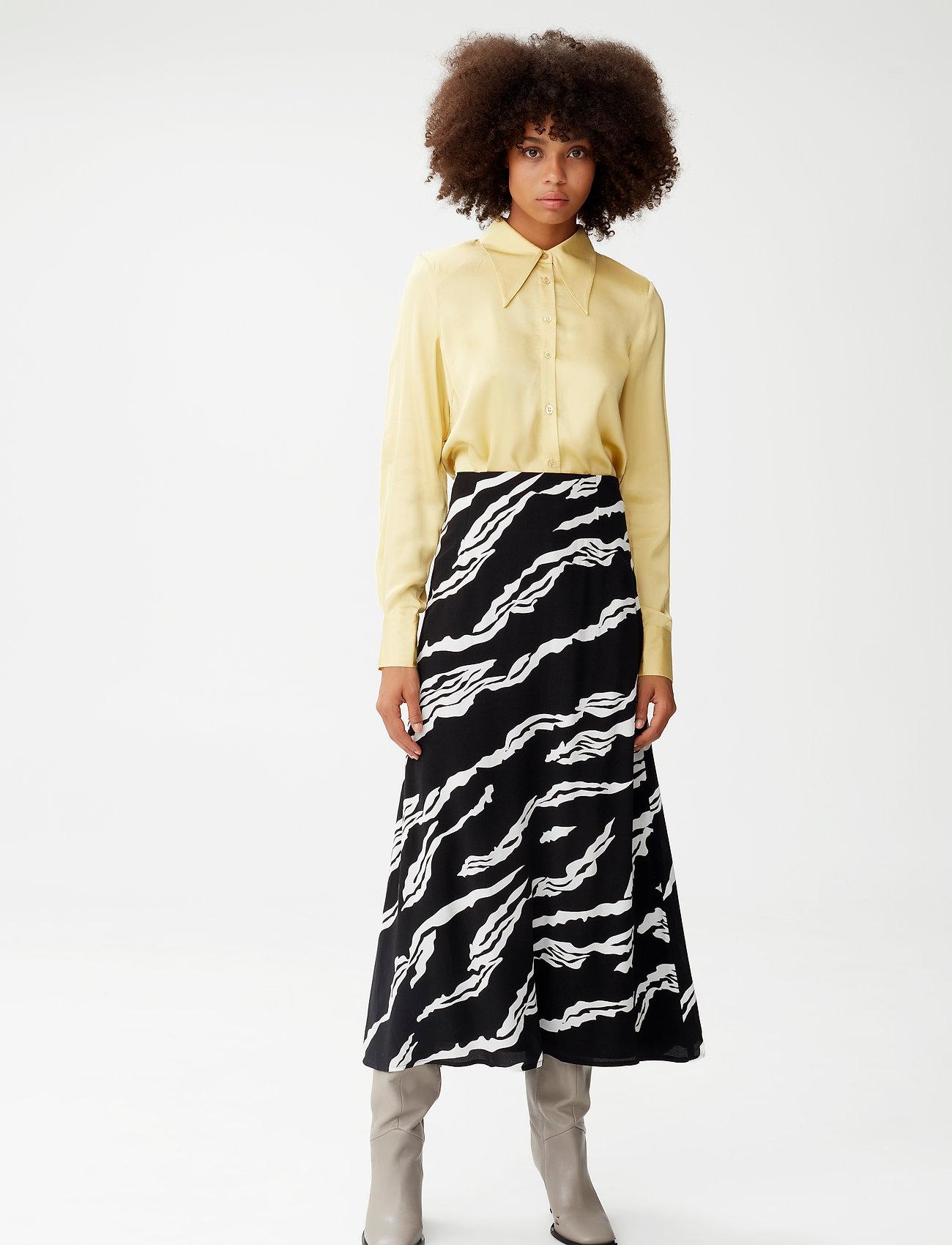Gestuz - JerleGZ shirt - langærmede skjorter - dried moss - 0