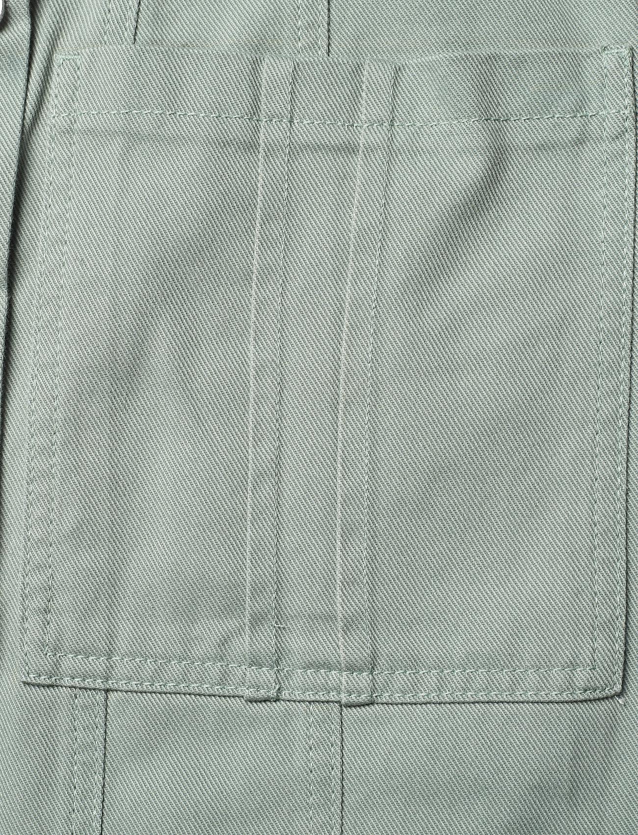 Gestuz - BellioGZ dress - sommerkjoler - slate gray - 5