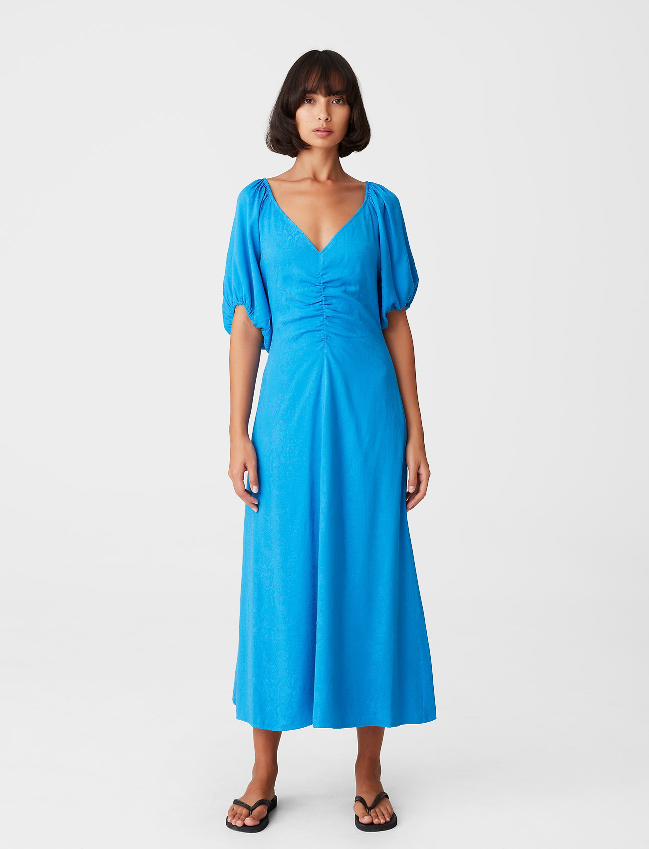 Gestuz - BegoniaGZ dress - hverdagskjoler - french blue - 0