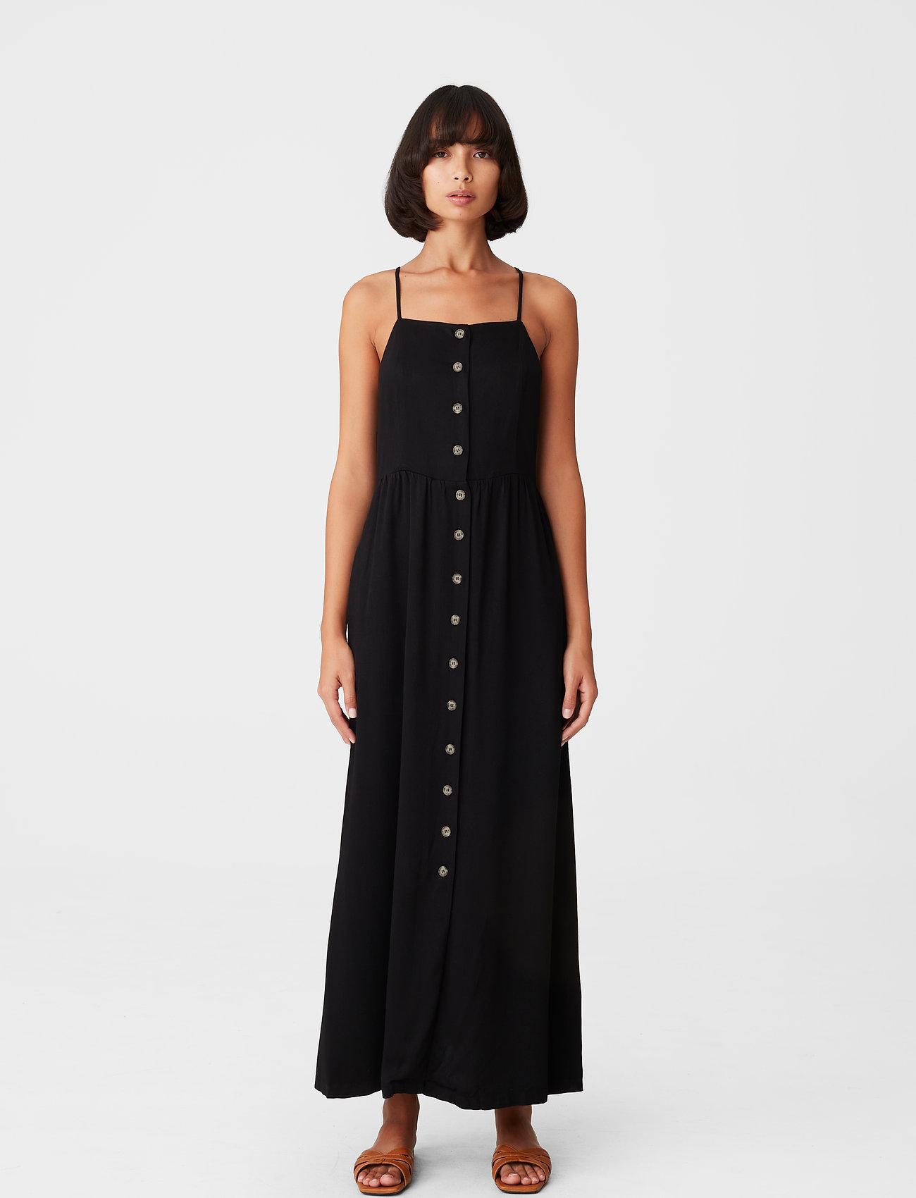 Gestuz - BertaGZ dress - sommerkjoler - black - 0