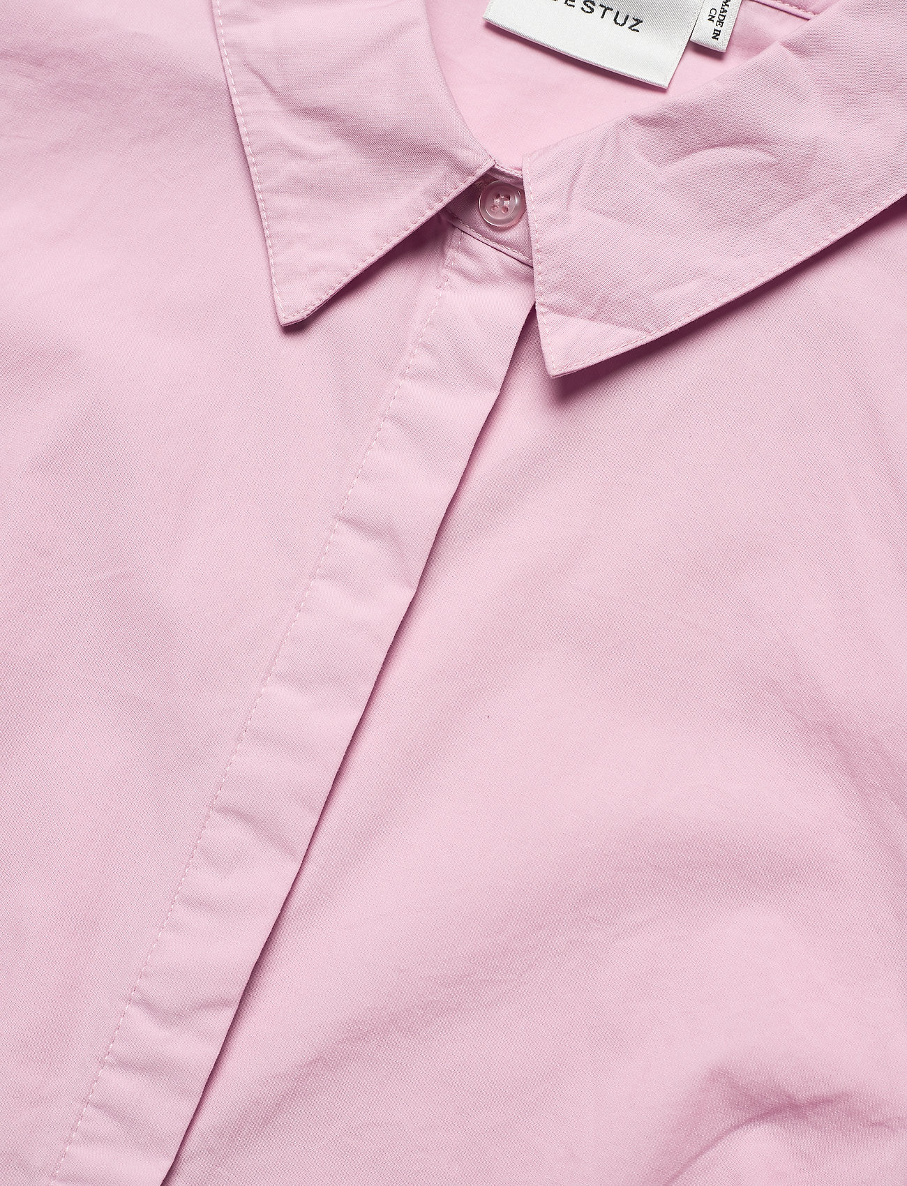 Gestuz - HalioGZ ss shirt - denimskjorter - fragrant lilac - 6